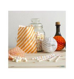 Bolsitas de papel Naranja