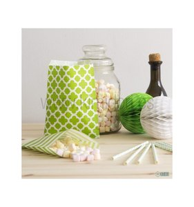 Bolsitas de papel Verde
