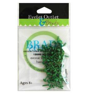 Brads 4 mm Dark Green