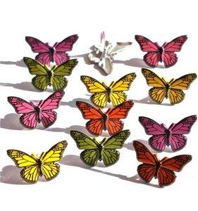 Set de brads Butterflies