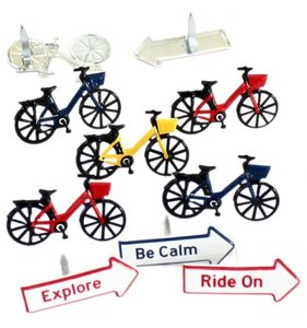 Set de brads Bicycles