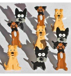 Set de brads Puppies