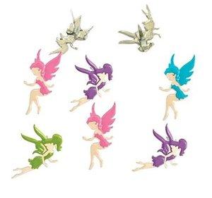 Set de brads Fairy 12 pcs