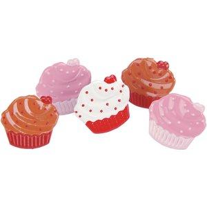 Set de brads Cupcakes 12 pcs