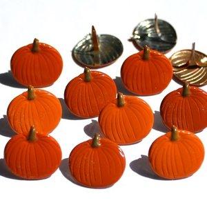 Set de brads Pumpkin 12 pcs