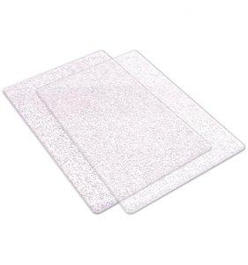 Base de corte estándar Silver Glitter