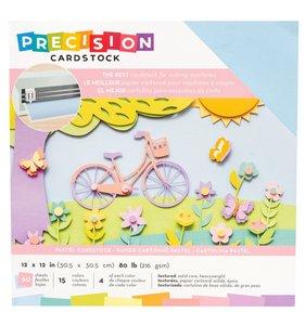 Pack de cartulinas de Precisión AC Pastel 60 pcs