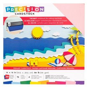 Stack Especial cartulinas de Precisión AC Primary Smooth 60 pcs