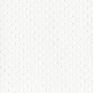 "Cartulina de lunaritos Bazzill 12x12"" Salt"