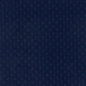 "Cartulina de lunaritos Bazzill 12x12"" Deep Blue"