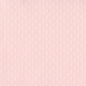 "Cartulina de lunaritos Bazzill 12x12"" Soft Shell"