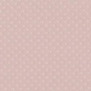 """Cartulina de lunaritos Bazzill 12x12"""" Sunset Rose"""