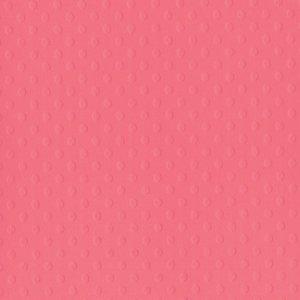 "Cartulina de lunaritos Bazzill 12x12"" Coral Reef"