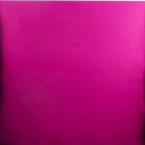 """Cartulina con Foil Bazzill 12x12"""" Hot Pink"""
