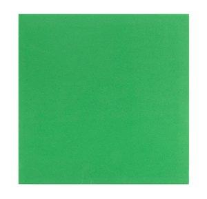 """Hoja foam autoadhesiva Bazzill 12x12"""" Green"""
