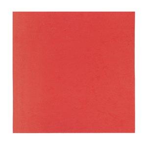 """Hoja foam autoadhesiva Bazzill 12x12"""" Red"""