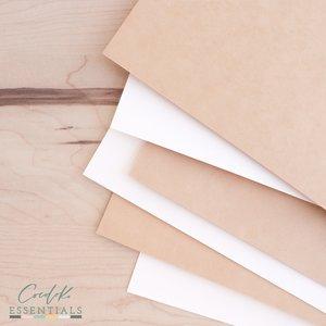 Set de cartulinas Cocoloko Essentials Natural Kraft