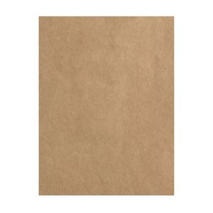 Pack 10 cartulinas Kraft Liner Natural 300 gr A4