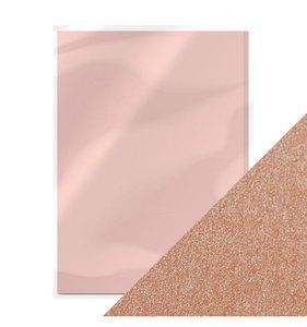 Pack 5 cartulinas A4 Pearl Blushing Pink