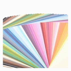"Pad Cartulinas texturizadas Florence 6x6"" Multi Color 60 pcs"