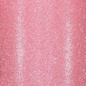 "Cartulina Adhesiva Glitter Fine 12x12"" Pink"