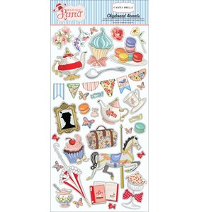 Chipboard Practically Perfect Iconos
