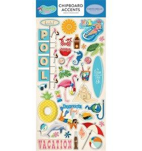 Chipboard Summer Splash Iconos