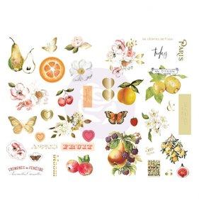 Chipboard Fruit Paradise
