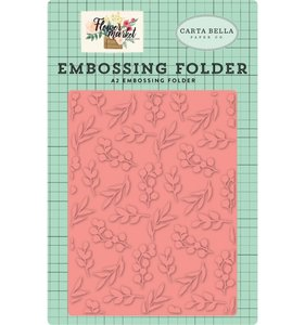 Carpeta de embossing Bloom & Grow