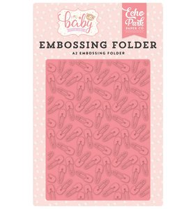 Carpeta de embossing Baby Pin