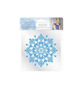 """Carpeta de embossing Winter Wonderland 6x6"""" Snowflake"""