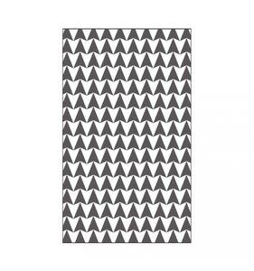 "Carpeta de embossing 3x5"" Arrowhead"