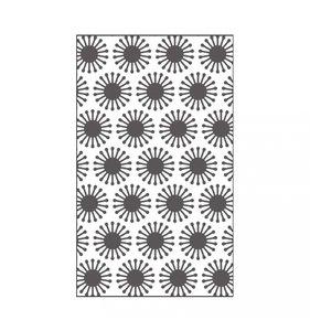 "Carpeta de embossing 3x5"" Blooms"