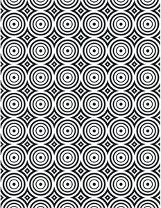 Carpeta de embossing Creative Expressions Circle Illusion