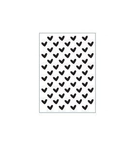 Carpeta de embossing Love It Hearts