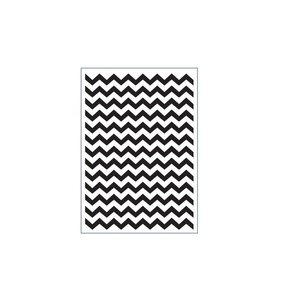 Carpeta de embossing Love It Chevron