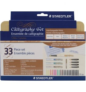 Staedtler Calligraphy Set