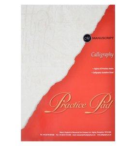 Pad 50 hojas papel especial Caligrafía
