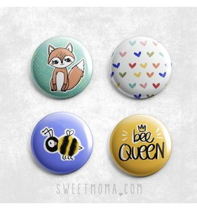 Chapas Sweet Moma Bee Queen