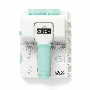 Mini Cinch de We R máquina de encuadernar + espirales de regalo