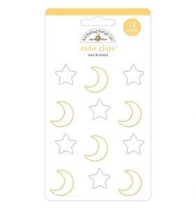 Clips Doodlebug Stars & Moons