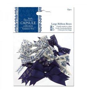 Lazos Capsule Parisienne Blue