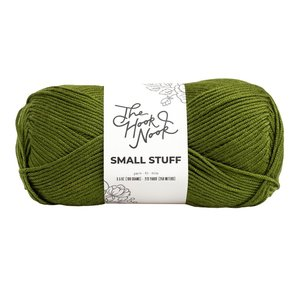 Madeja The Hook Nook Small Stuff DK 100 gramos Green Thumb