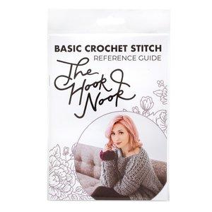 Mini libreto en inglés Aprende crochet The Hook Nook