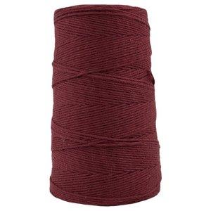 Mini cono algodón peinado Casasol Grosor M 50 gramos 1405 Granate