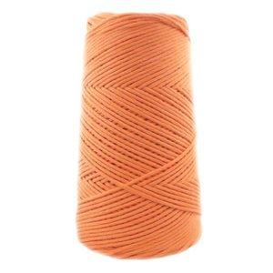 Cono algodón peinado Casasol Grosor L 200 gramos 1304 Naranja