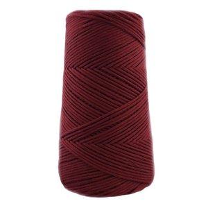 Cono algodón peinado Casasol Grosor L 200 gramos 1405 Granate