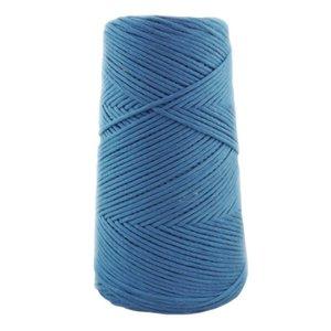 Cono algodón peinado Casasol Grosor L 200 gramos 1608 Azul Acero