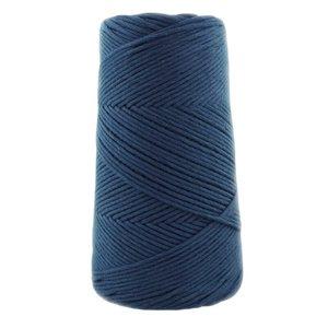 Cono algodón peinado Casasol Grosor L 200 gramos 1613 Azul Jeans