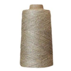Bobina de lino natural de 2 cabos Casasol 200 gr